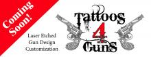 Tattoos for Guns!
